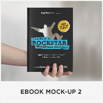 Square Book Mock-up / Dust Jacket Complete Edition - 8