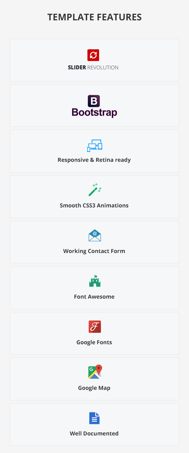 Continal - Construction Business HTML5 Template 4
