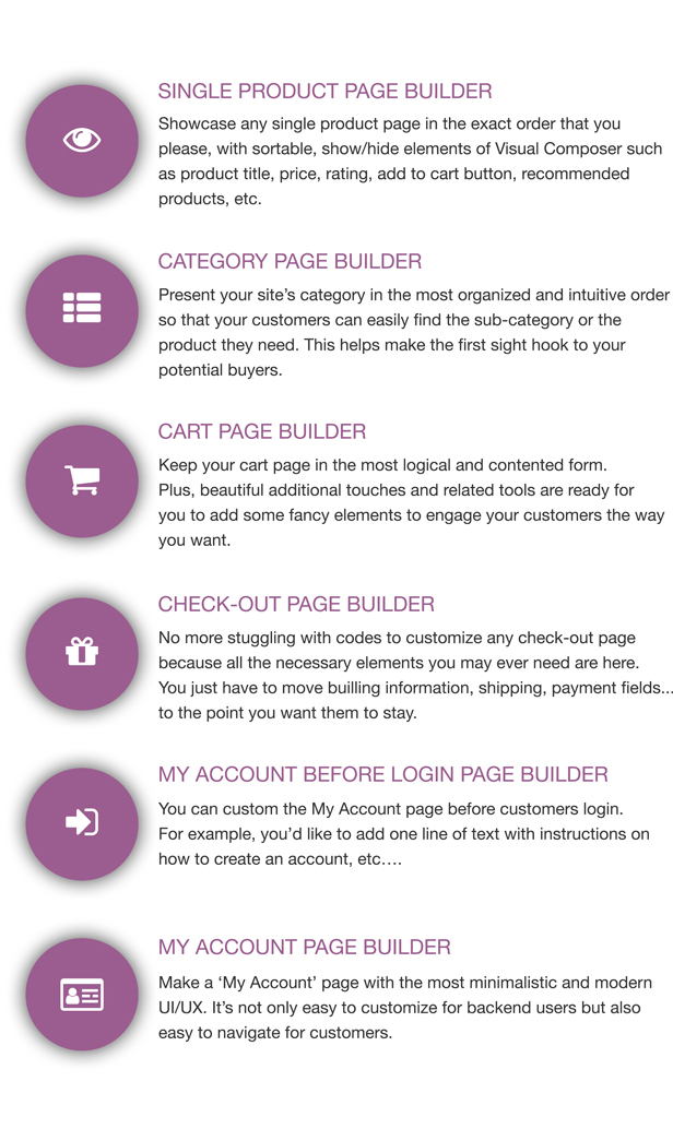 WooCommerce Page Builder - 1