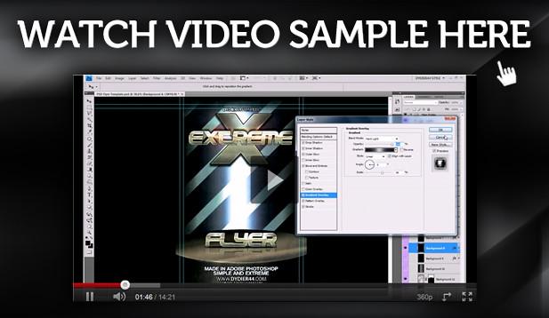 Video Sample Flyer 10