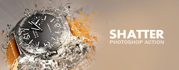 Gif Animated Glitch - Photoshop Templates - 29