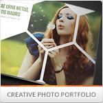 Creative Photography Portfolio A4 Brochure vol. 3