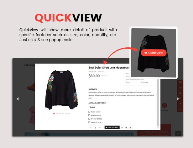 OneShop - Opencart 3 Teması