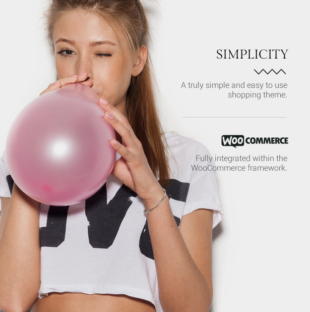 inVogue - WordPress Fashion Shopping Theme - 4
