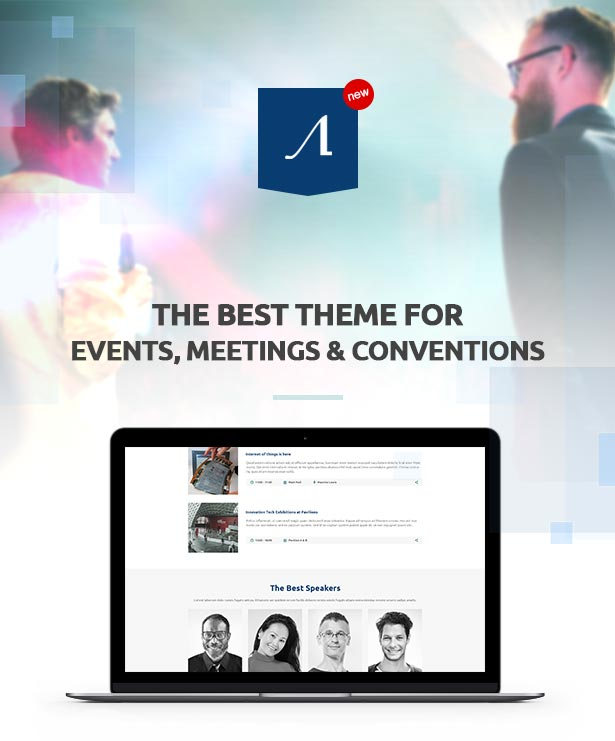 Event Meeting Convention More Aeron Wordpress Theme By Infiwebs Themes