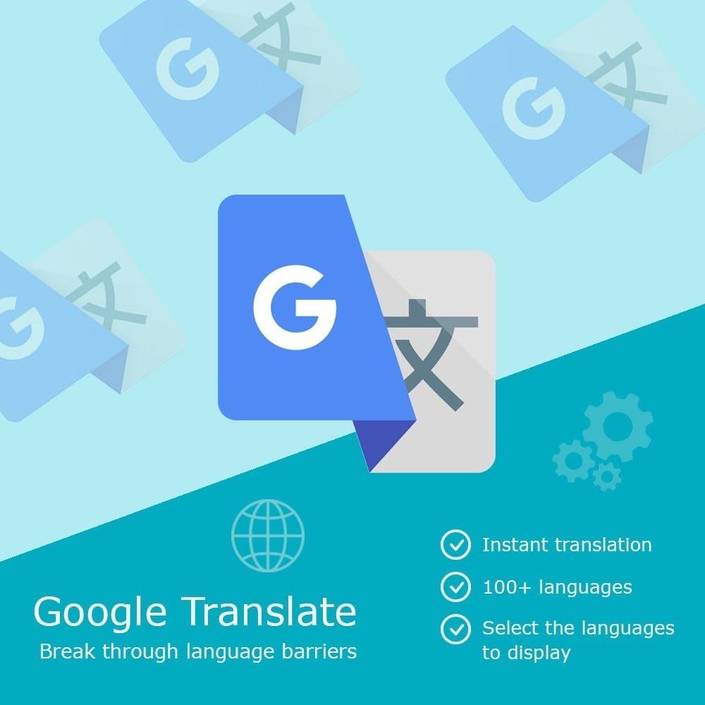 Google Translate Block - CodeCanyon Item for Sale