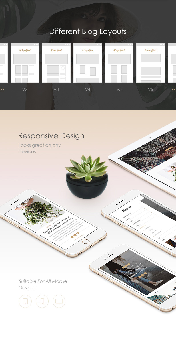 Deep Soul - Lifestyle WordPress Blog & Shop Theme