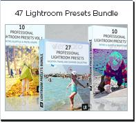 47 lightroom presets bundle