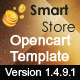 Sanstore Opencart 1.4.9 Template - 1