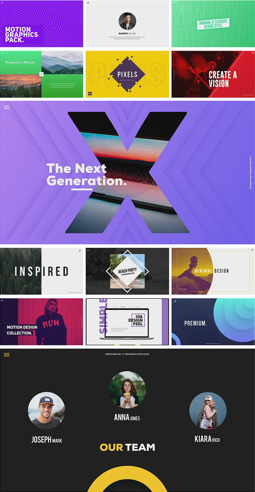 Motion Graphics Pack V2 - 7