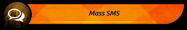 Mass SMS Sending
