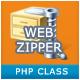 WebZipper PHP Class