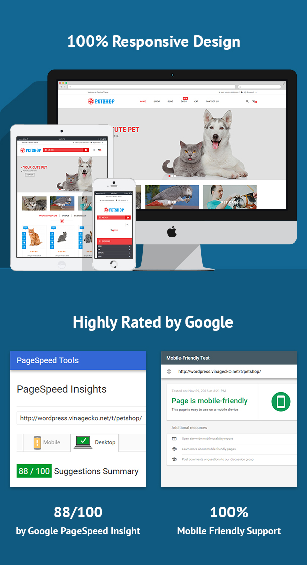 VG Petshop - Creative WooCommerce theme for Pets and Vets - 16