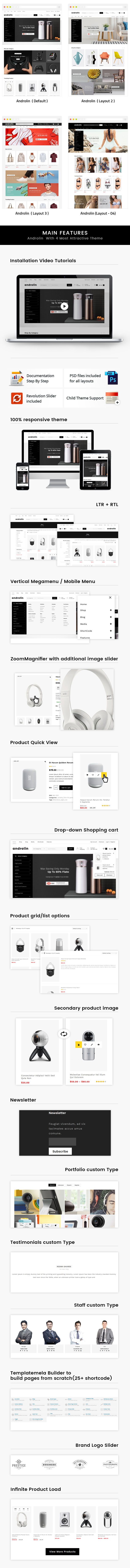 Androlin - Multipurpose WooCommerce Theme 8