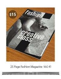 Fashion Magazine #5 - 7