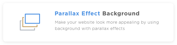 Profi WP Parallax Effect Background