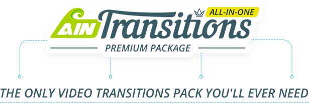 AinTransitions | Ultimate Multipurpose Transitions Pack - 59