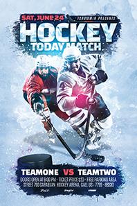 119-hockey-game-flyer