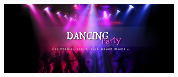 dance club fashionable summer music