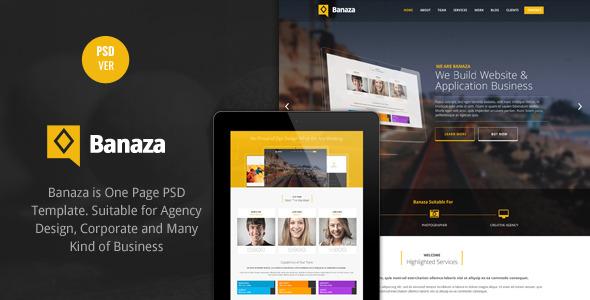 Lineza - Ultimate Unique Magazine PSD Template - 2