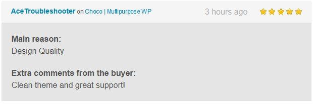 Choco | Multipurpose WP - 2