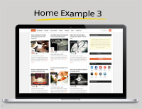 Bblog - Blog / Magazine WordPress Theme - 3