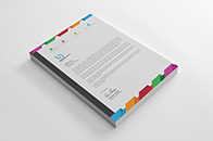Letterhead Bundle 4 in 1 - 8