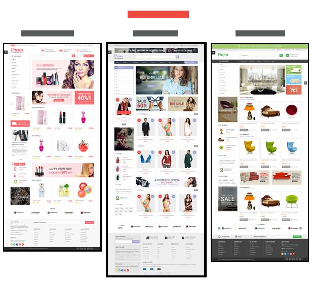 Parna - Homepage