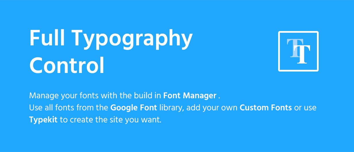 Avoc - Unique and Minimal Portfolio / Agency WordPress Theme - 6