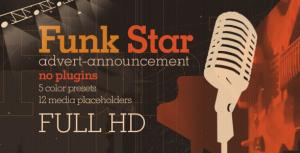 funk star small