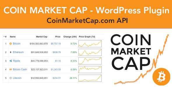 Cryptocurrency Widgets Pro - WordPress Crypto Plugin - 1