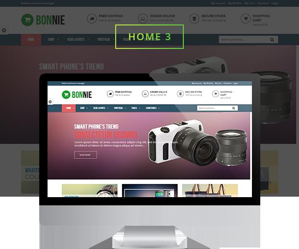 VG Bonnie - Creative WooCommerce WordPress Theme - 9