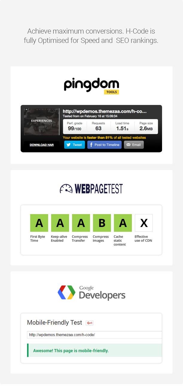 H-Code Responsive & Multipurpose WordPress Theme by themezaa | ThemeForest