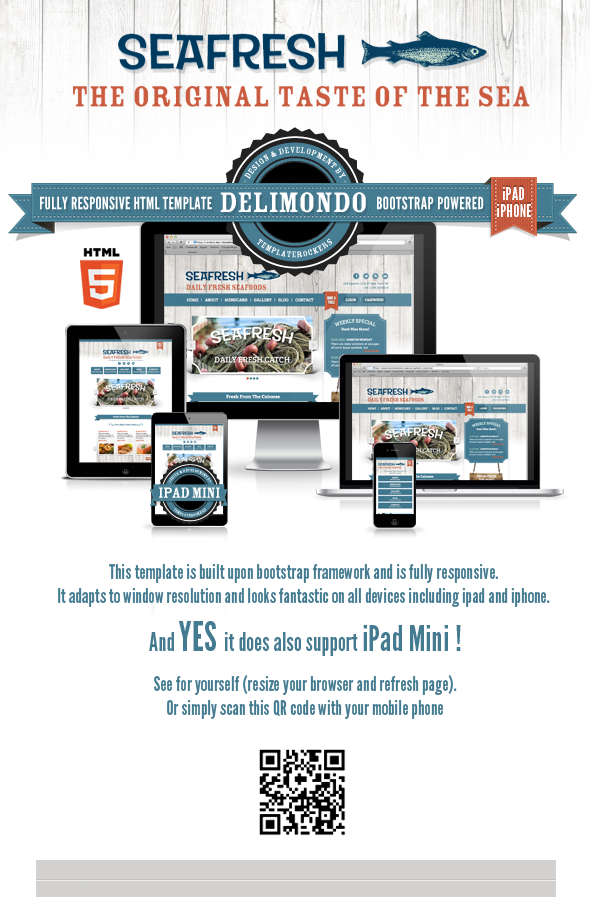 Delimondo Seafresh Fully Responsive HTML Template by createit-pl ...