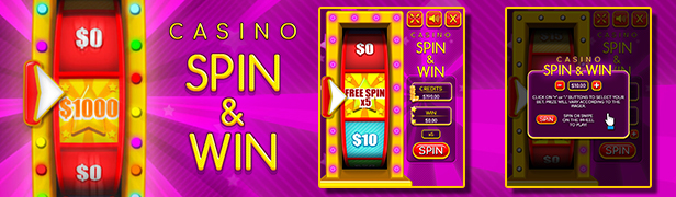 "Casino Spin and Win""  width="