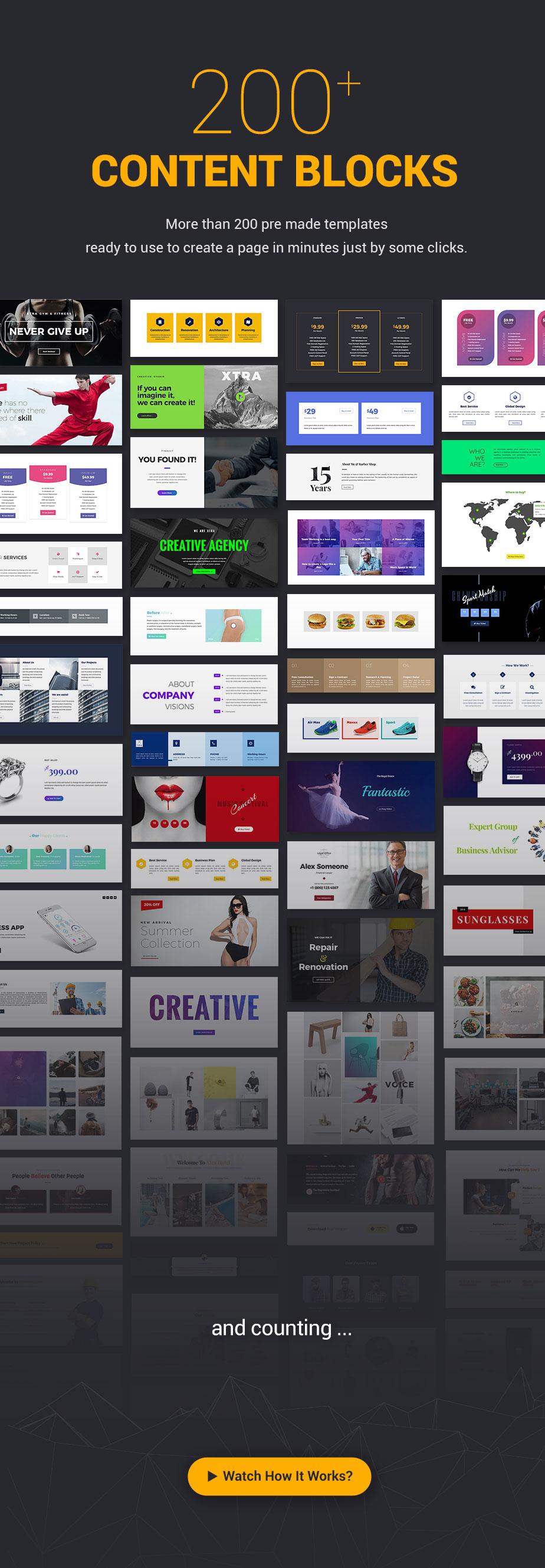XTRA - Multipurpose WordPress Theme + RTL - 15