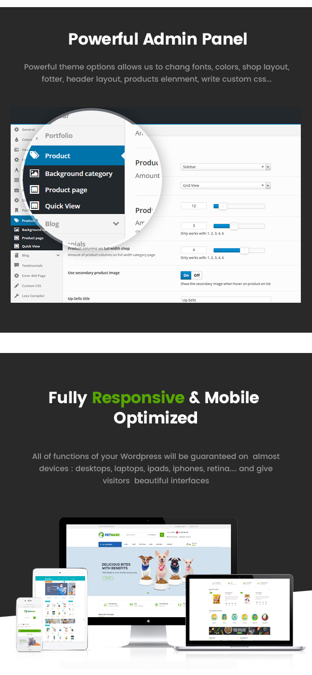 PetMark - Responsive WooCommerce WordPress Theme 24