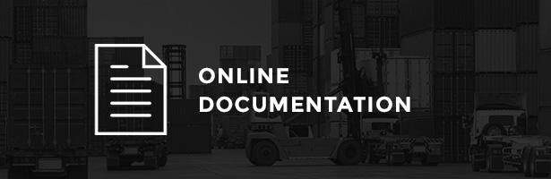 Globax - Logistics WordPress Theme + Woocommerce - 4