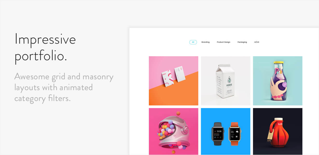 Bezel - Creative Multi-Purpose WordPress Theme - 8