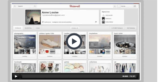 Pinterest to WordPress - WordPress Pinterest Gallery Plugin - 7