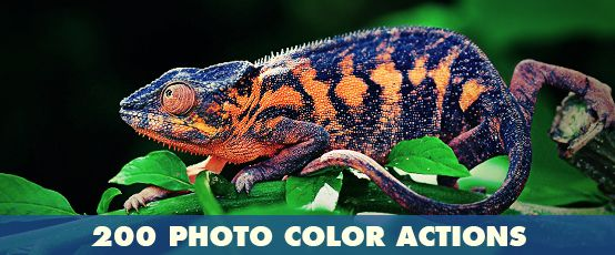 Watercolor Photoshop Action - 135