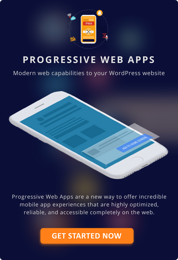 Progressive Web Apps For WordPress - 1