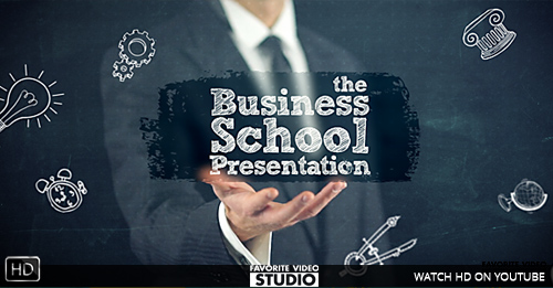 Business\School\College Presentation