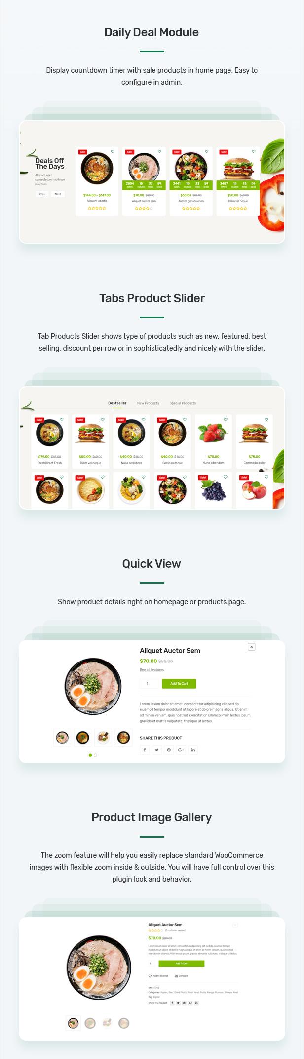 Origine - Organic Theme for WooCommerce WordPress 7