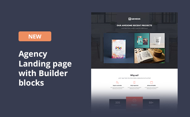 RGen Landing Page with Page Builder - 16