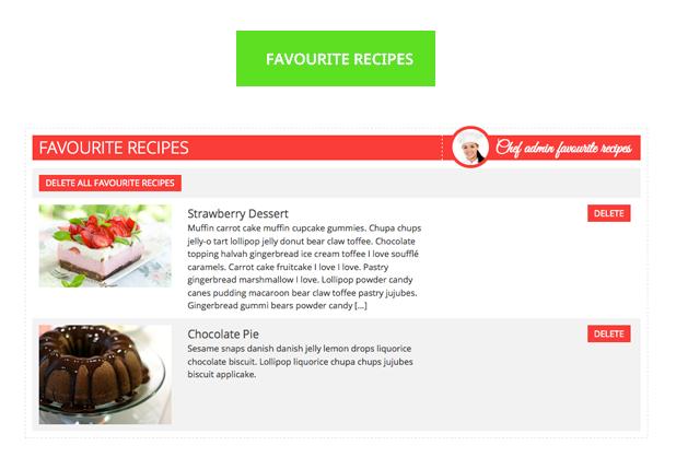 Le Chef - Premium Recipe Plugin - 14