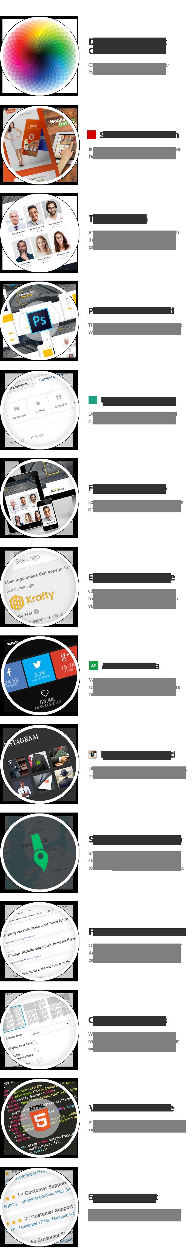 Krafty - Small Business WordPress Theme
