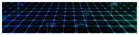 Gold Bokeh Light Background - 6