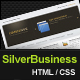SilverBusiness HTML template
