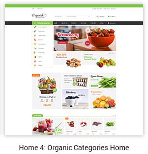 Organisk Categories